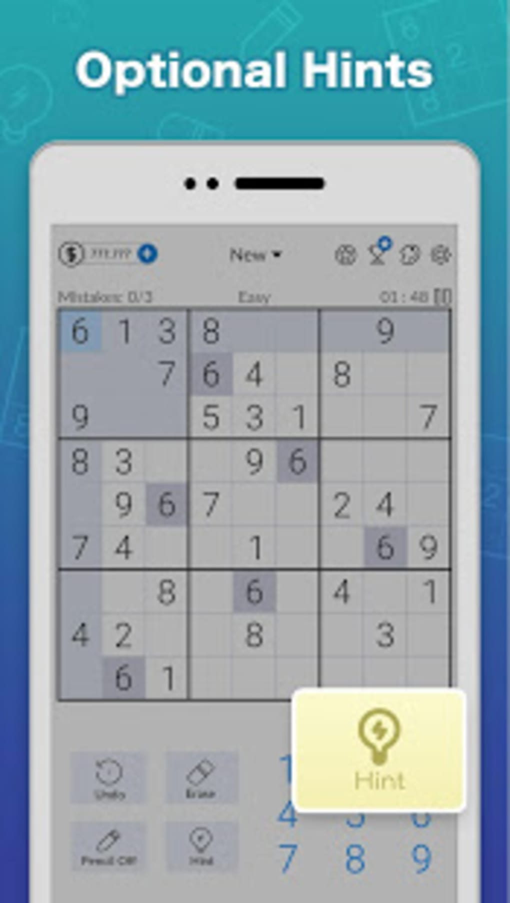 Sudoku Pro Kinds of Free Offline Sudoku Puzzle for Android - Download