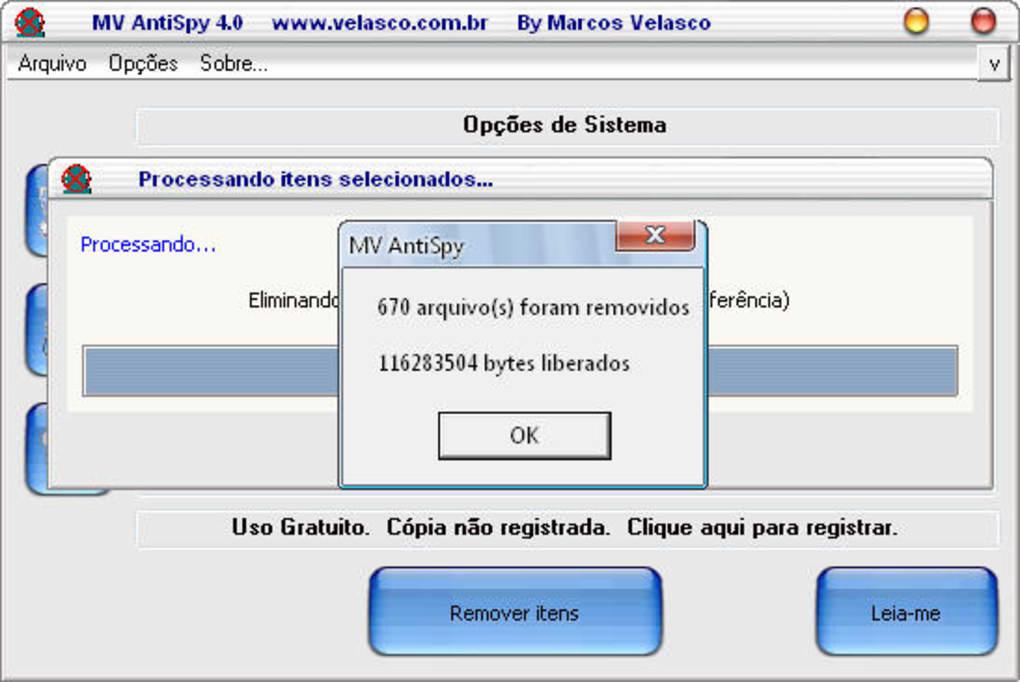 ANTISPY BAIXAR 4.0 MV