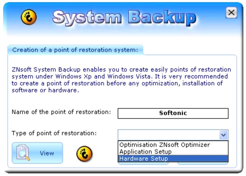 znsoft optimizer xp 2007