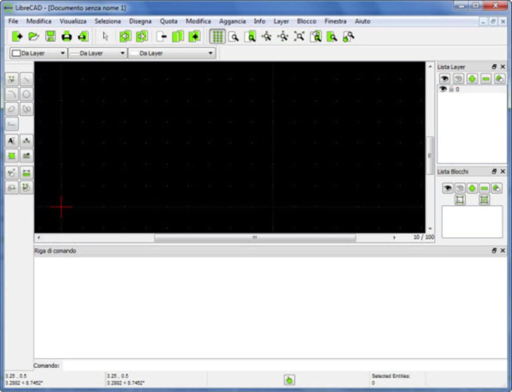 LibreCAD for Mac - Download