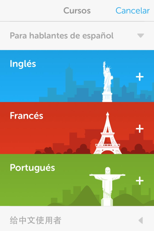 Duolingo para iPhone - Descargar