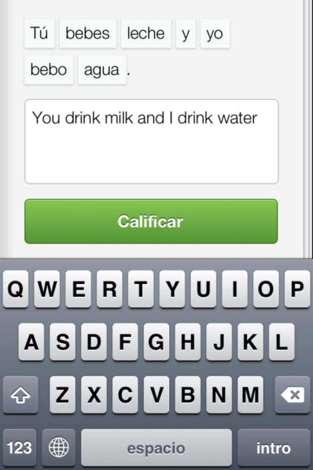 Duolingo for iPhone - Download