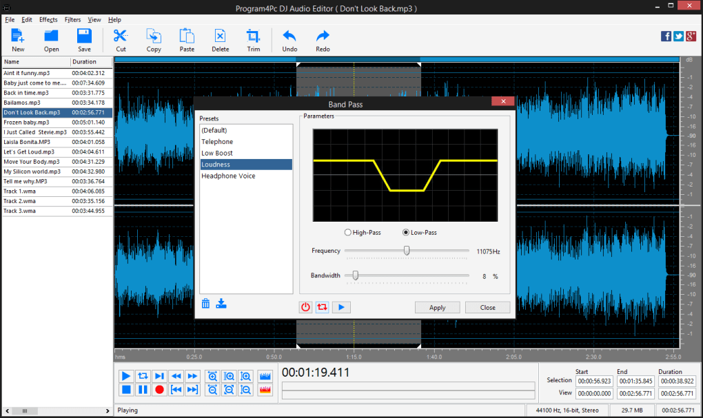 DJ Audio Editor - Download