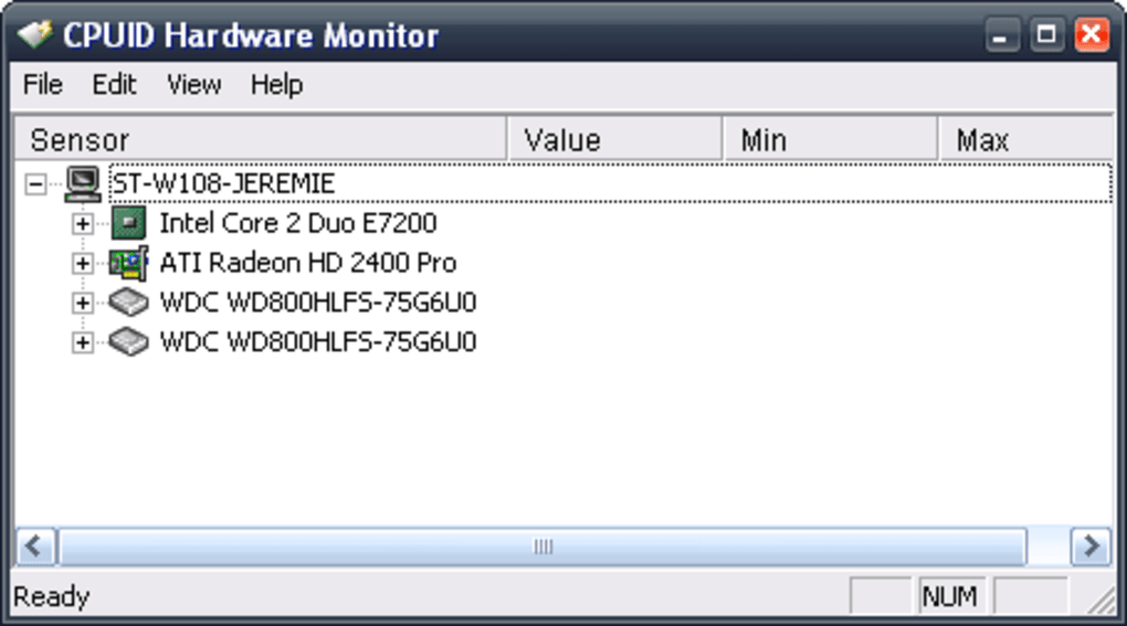 cpuid hwmonitor portable скачать