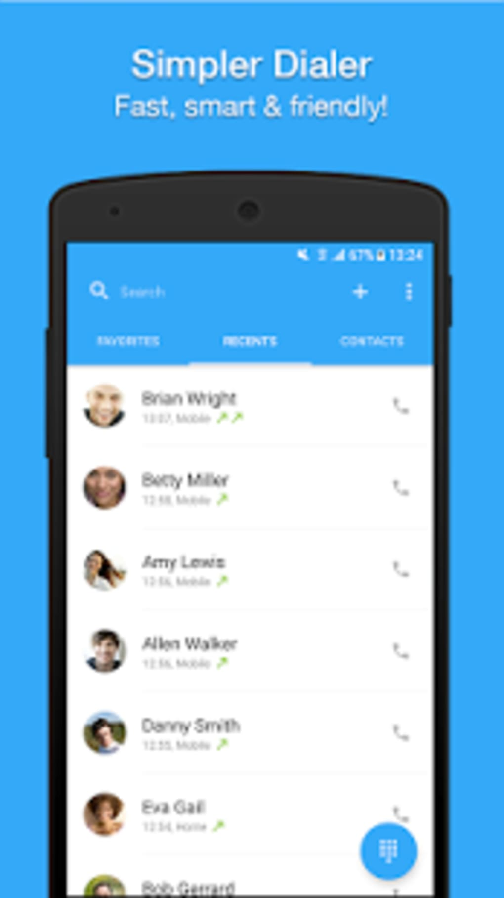 download hangouts dialer - call phones