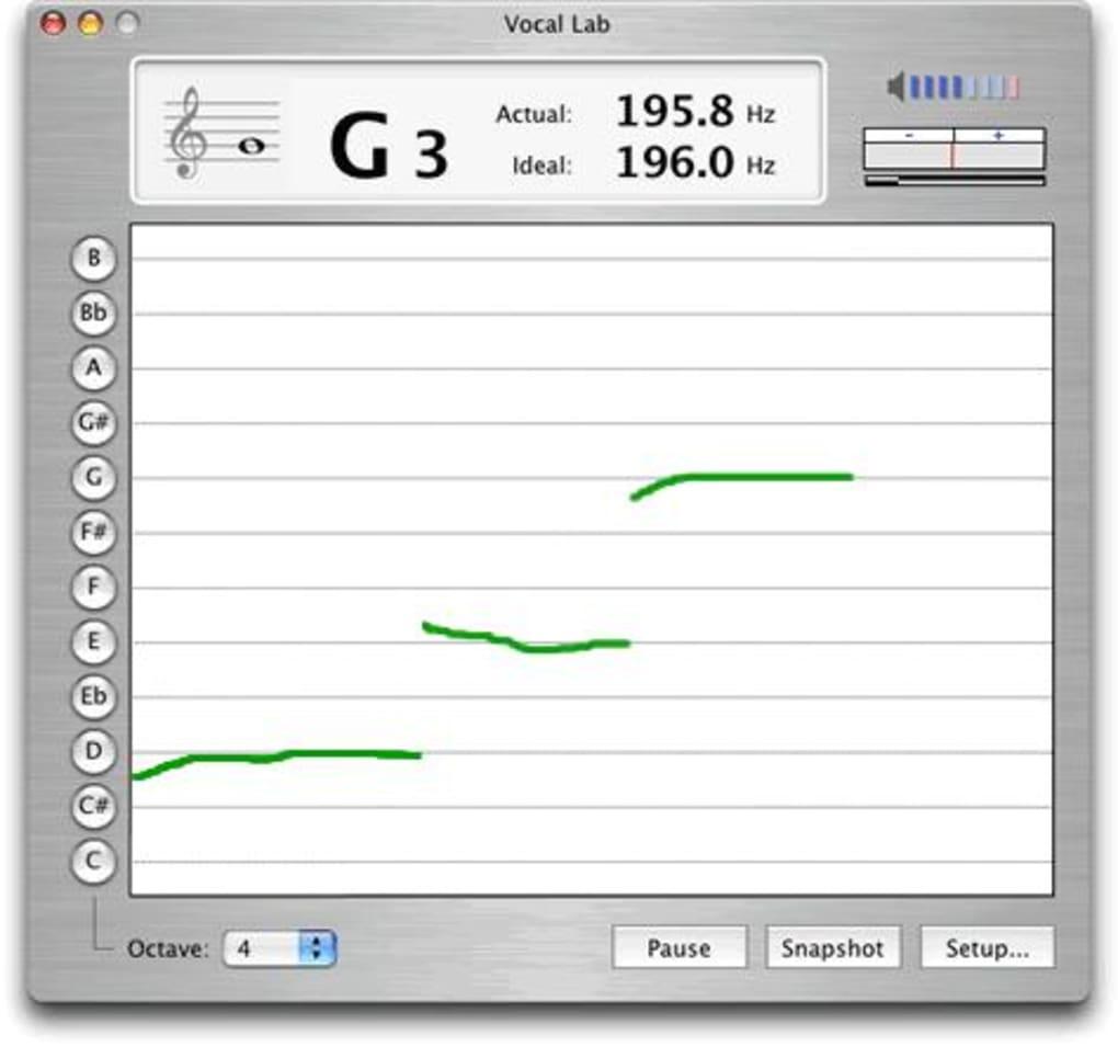 Vocal Lab para Mac - Descargar