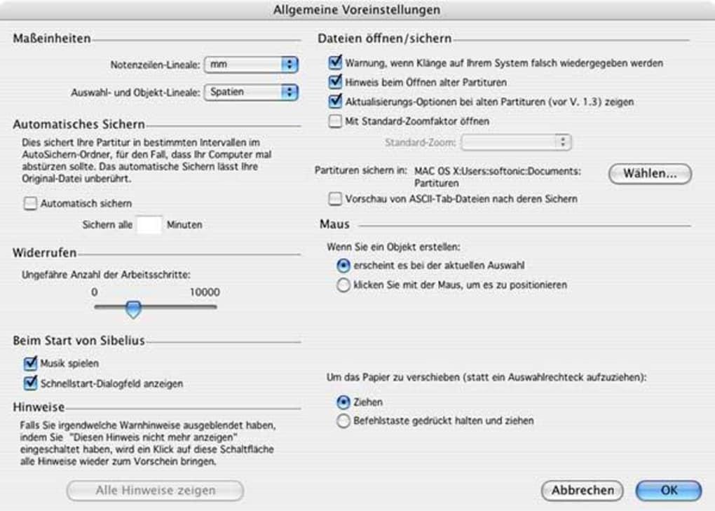 notenschreibprogramm für mac