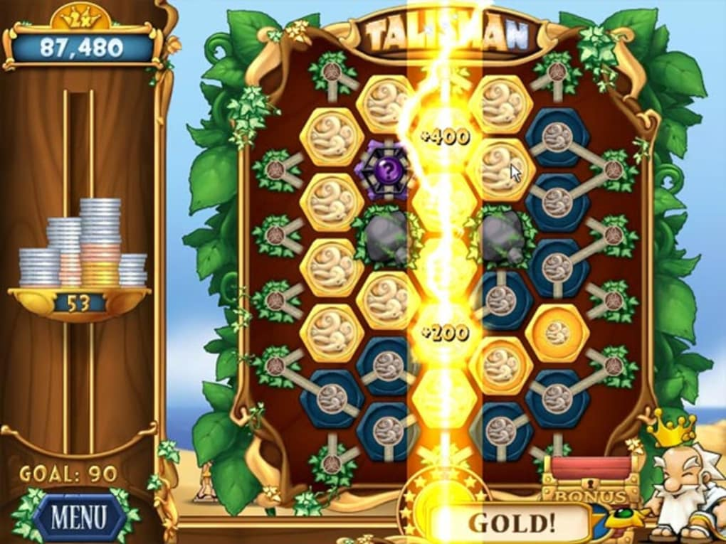 jeux talismania gratuit