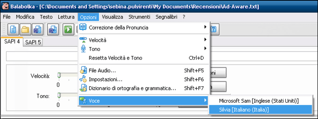 Balabolka download - Er finestra android ...