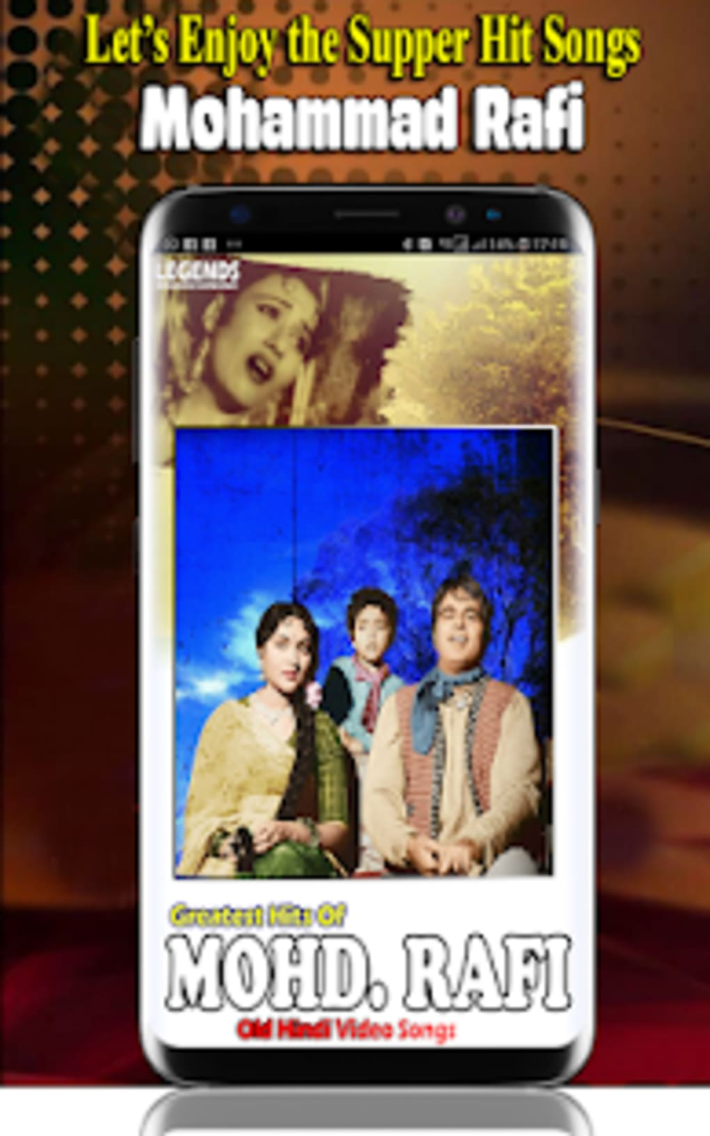 Mohammad Rafi Hit Songs Old Hindi Songs For Android Download