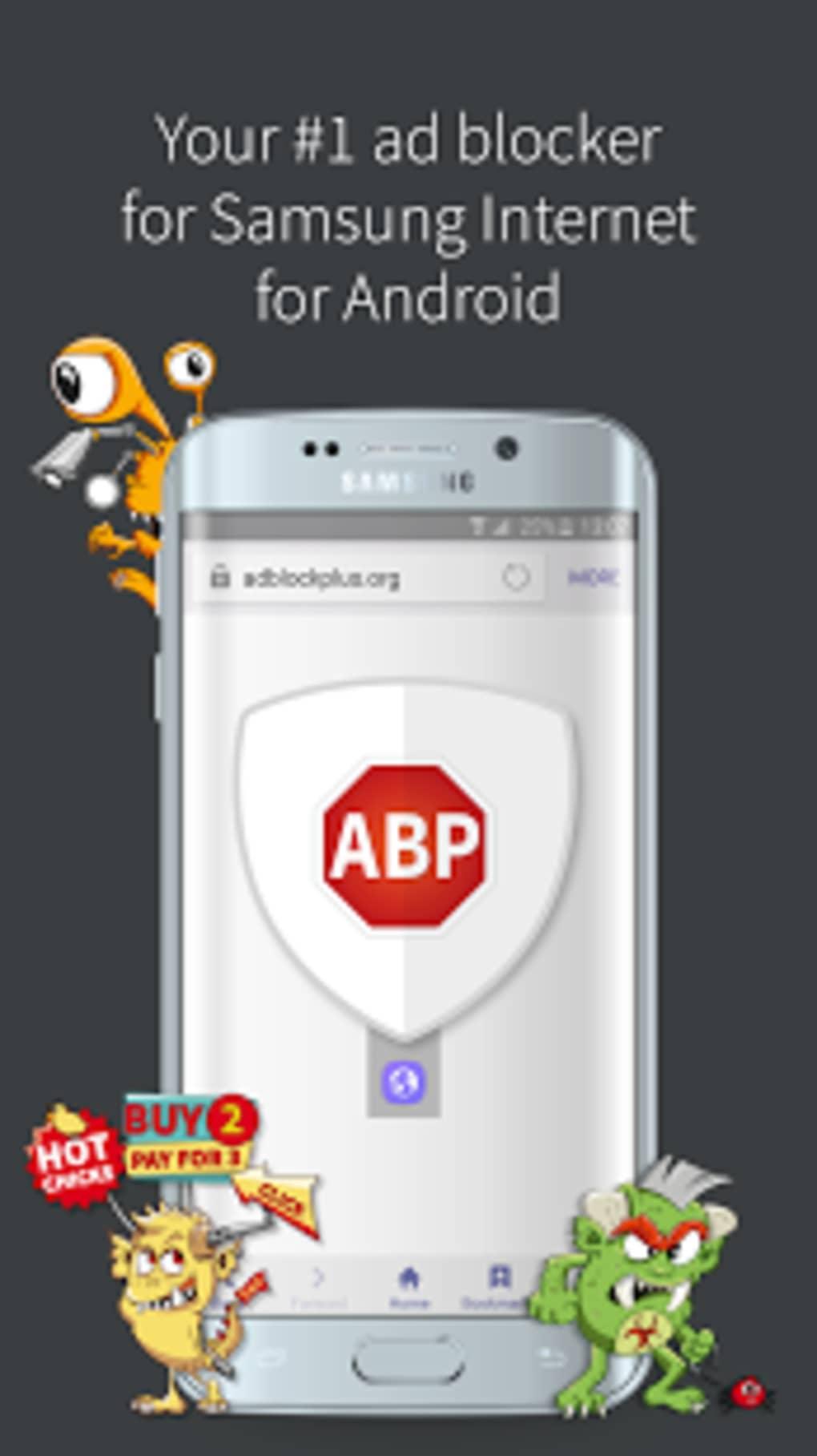 Samsung Browser Adblock