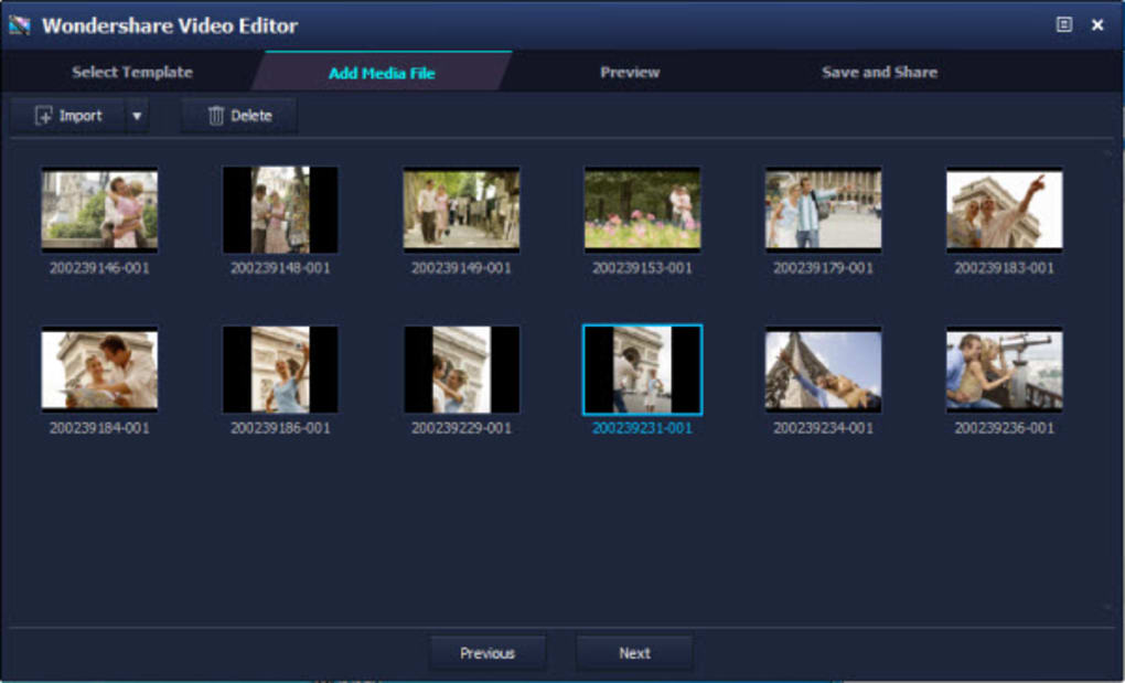 free download wondershare video editor for windows 7