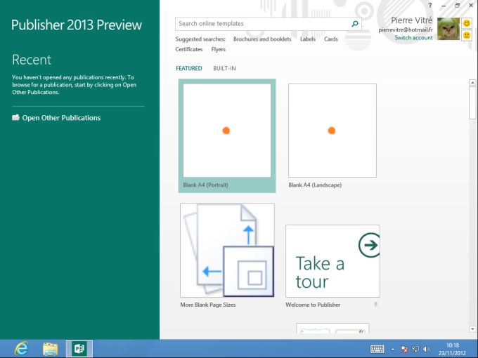 microsoft publisher for mac trial download