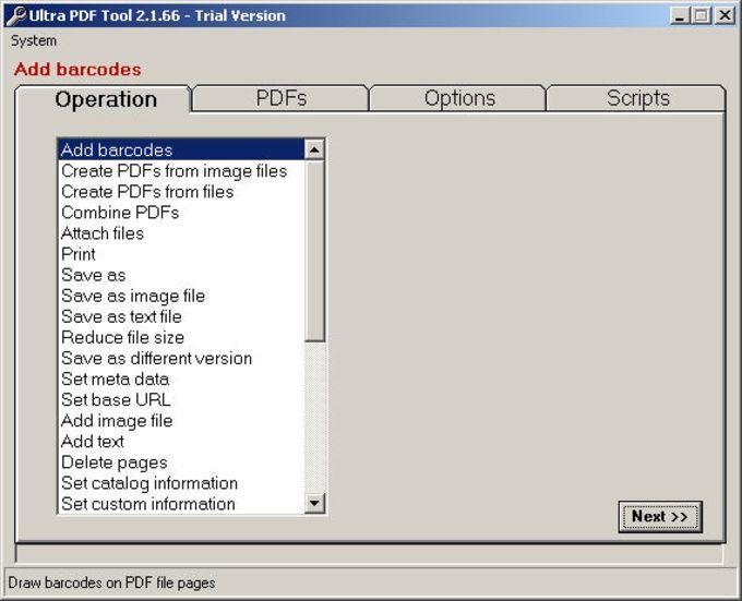 Ultra PDF Tool Download