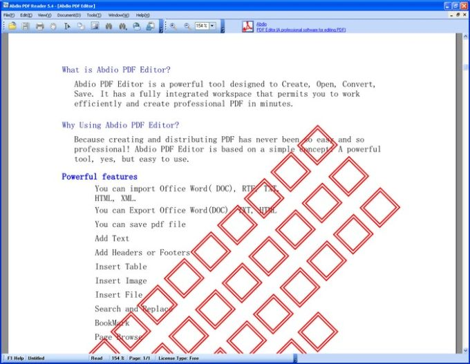 Abdio PDF Reader Download