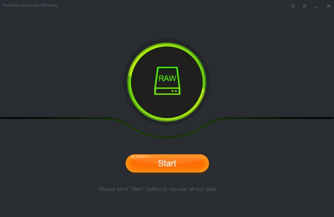 Free Raw Drive Data Recovery