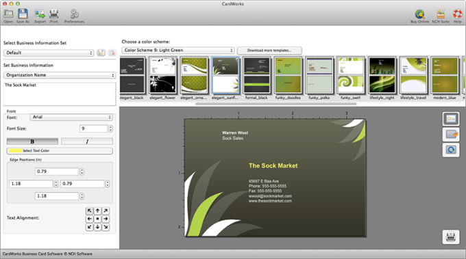 CardWorks Plus Edition for Mac