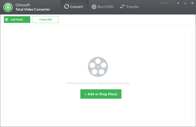 Gihosoft Total Video Converter