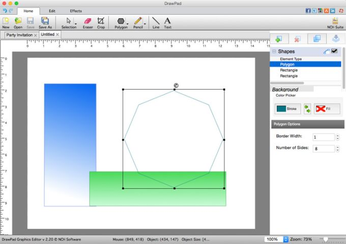 DrawPad Plus for Mac