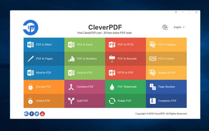 CleverPDF for Windows