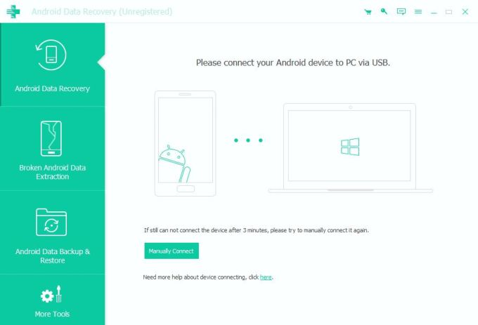 Apeaksoft Android Data Recovery