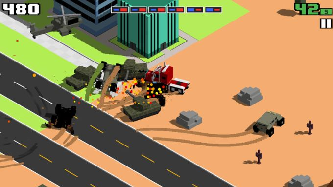 Smashy Road Wanted Download