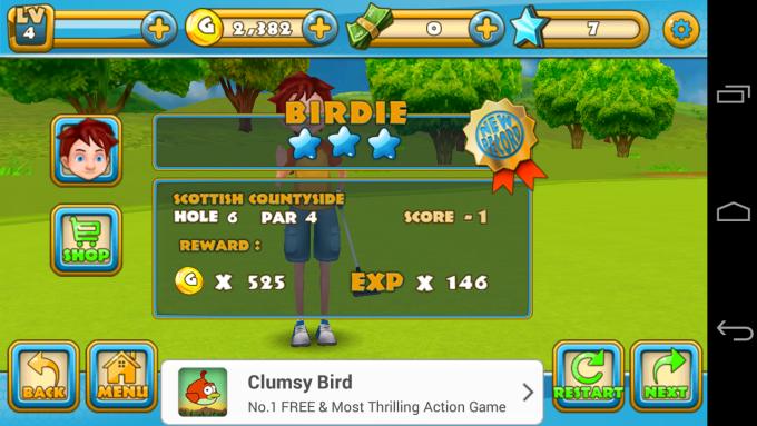 Golf Meisterschaft