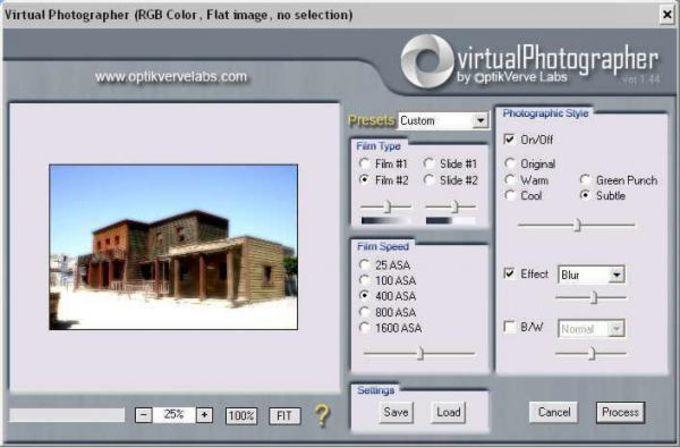 virtualPhotographer Plug-in