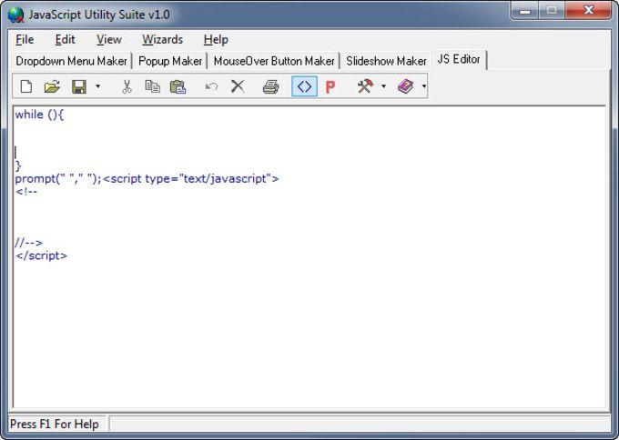 JavaScript Utility Suite