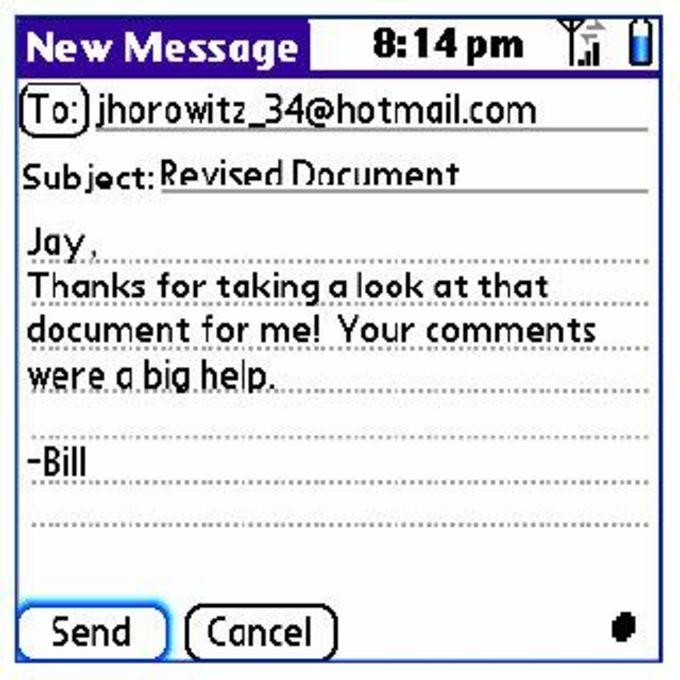 GlimmerMail