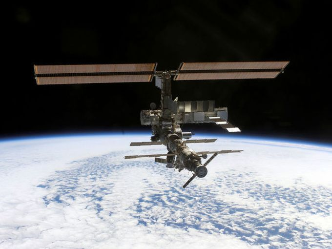 Space Flights Free Screensaver