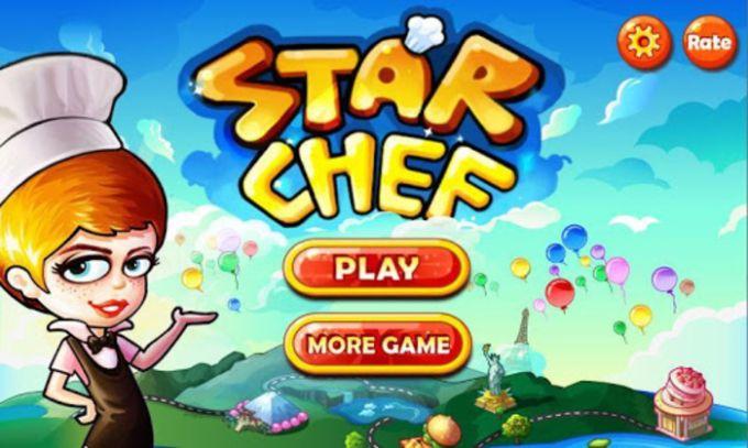 Chef de la estrella - StarChef