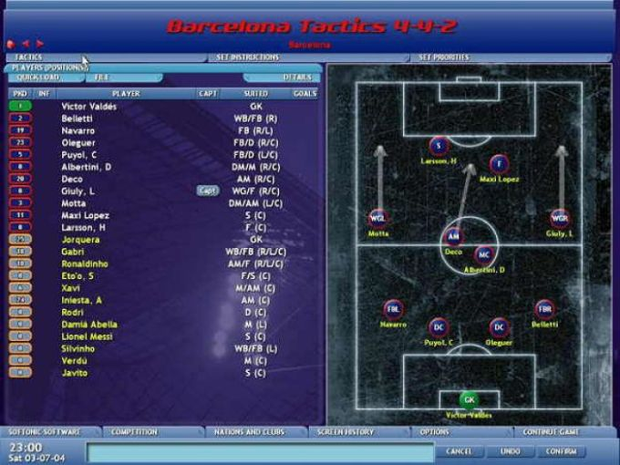 Championship Manager 2005