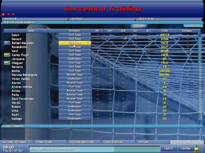 Championship Manager 2005