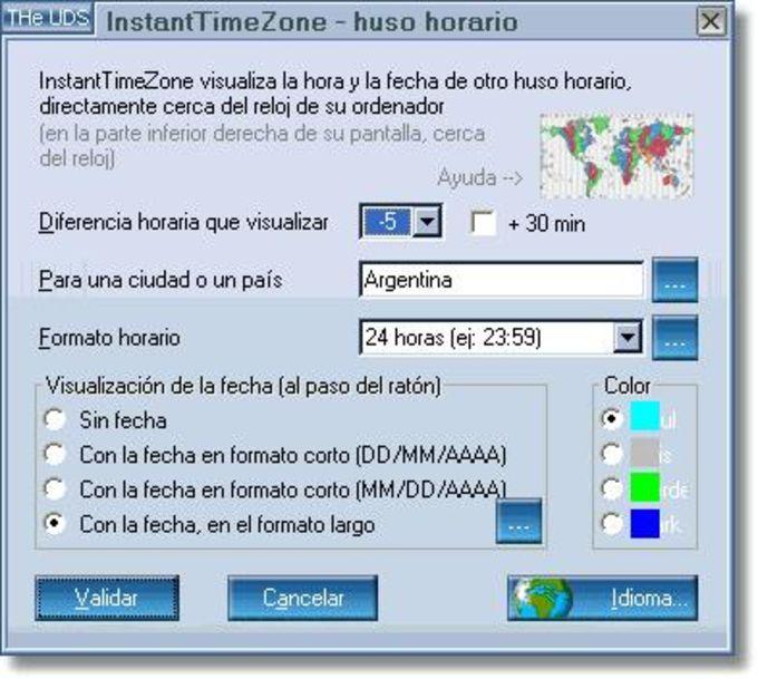 InstantTimeZone