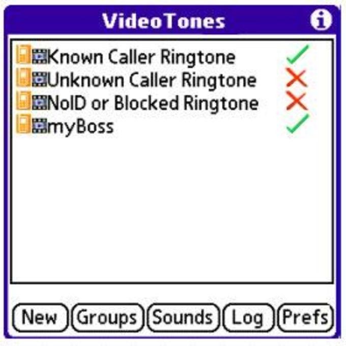 VideoTones