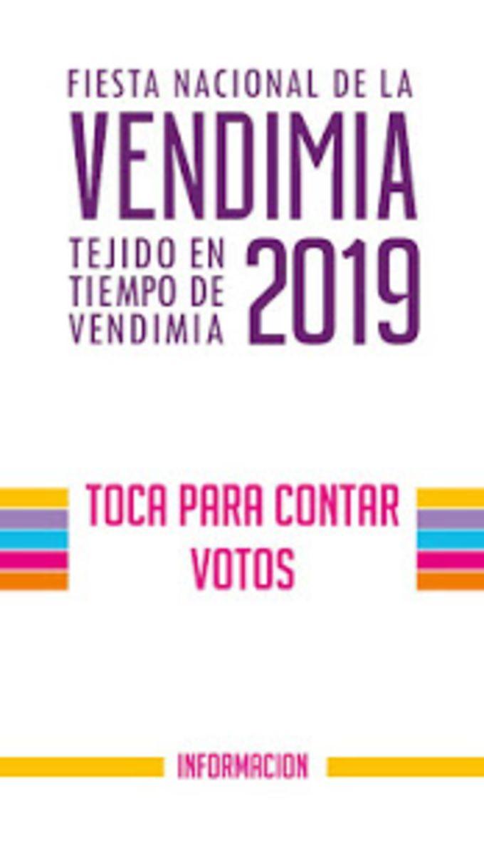 Delia 2019 - Voto Vendimia