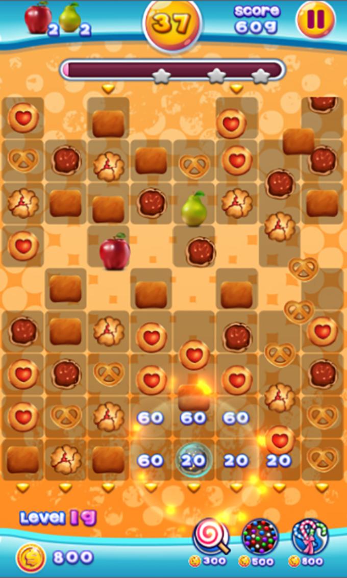 Cookie Smash Mania