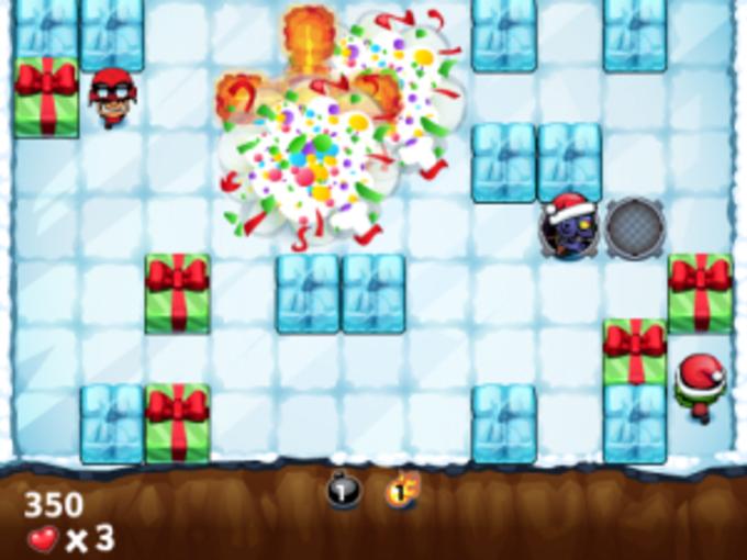 Bomberman vs Zombies: Christmas Edition