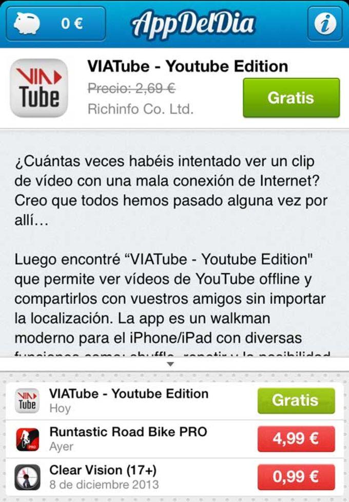 App Del Día España