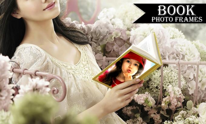 Book Photo Frames New