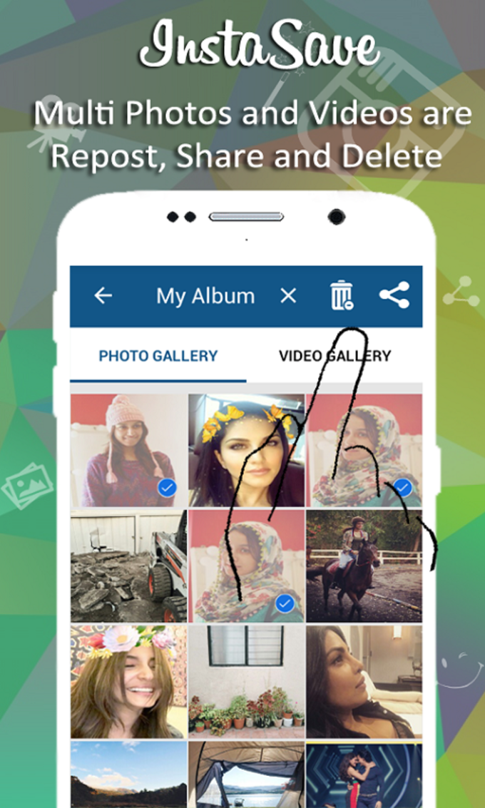 Insta Downloader for Instagram