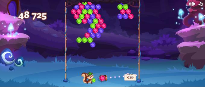 BubbleWoods