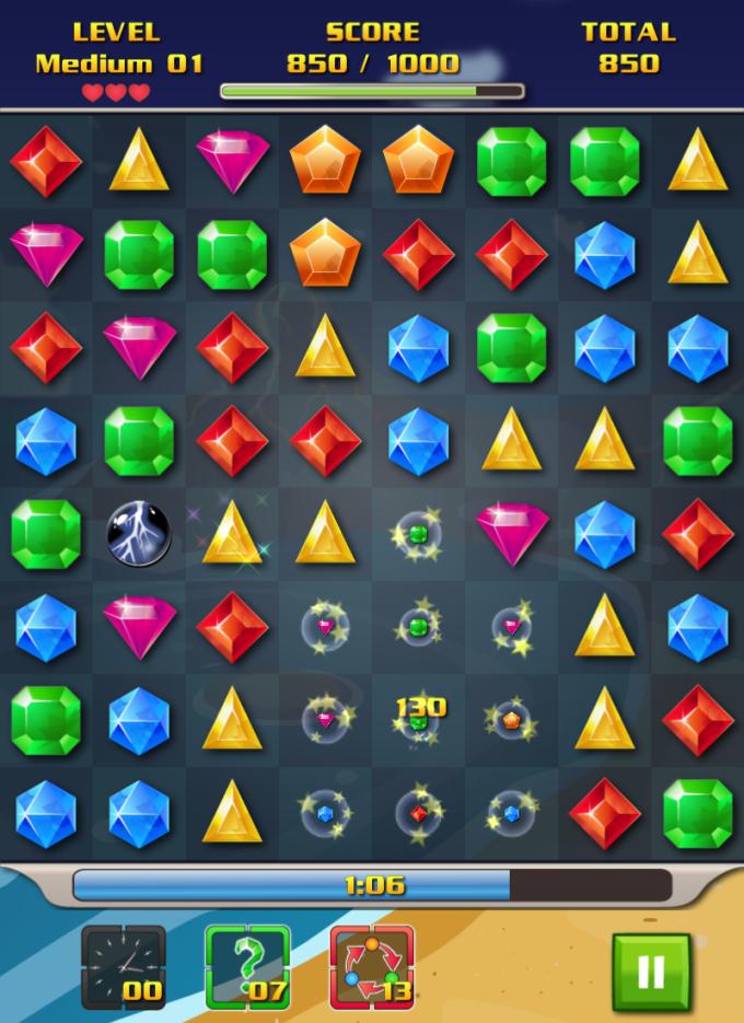 Corsair's Jewels
