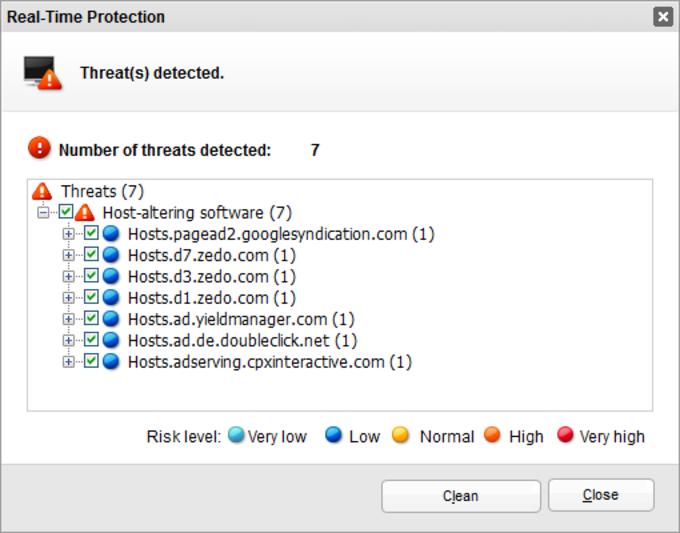 Roboscan Internet Security Free (32bit)
