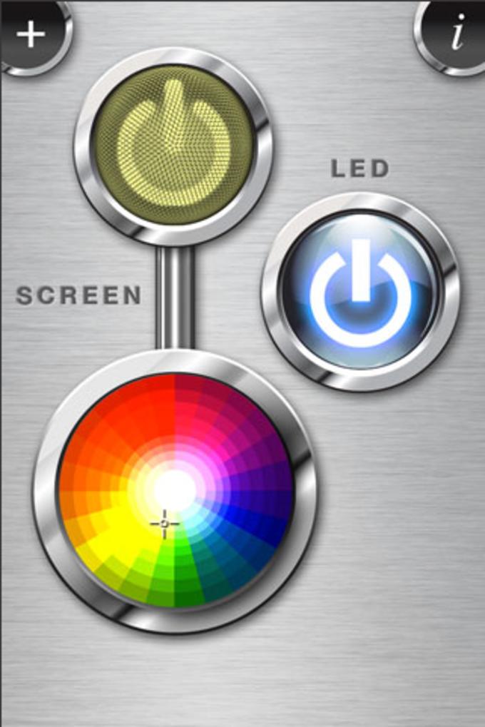 Linterna LED HD