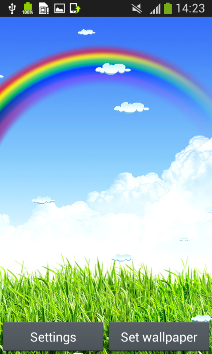Rainbow Live Wallpapers