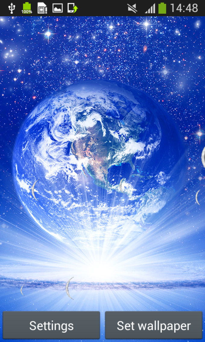 Earth Live Wallpapers