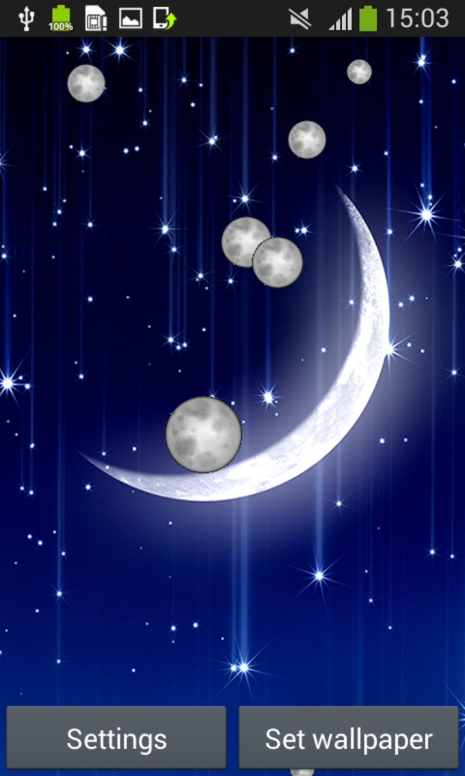 Moon Live Wallpapers