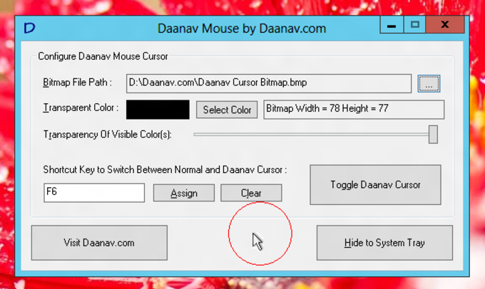 Daanav Mouse